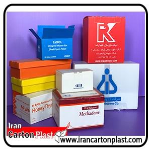 دارو - صنعت بسته بندی کارتن پلاست