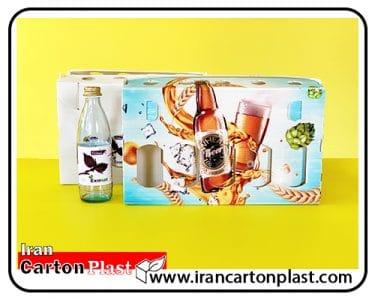 جعبه نوشیدنی کارتن پلاست