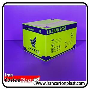 پستی - صنعت بسته بندی کارتن پلاست