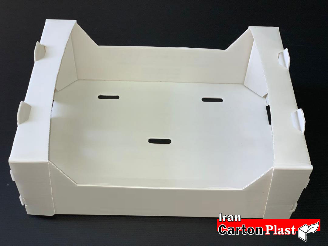 جعبه کارتن پلاست