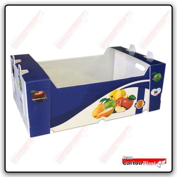 جعبه سیب-کارتن پلاست