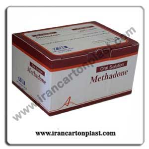 packaging box for Drug - گالری فیلم و تصاویر کارتن پلاست