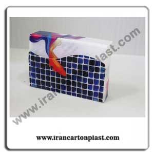 جعبه بسته بندی شیلات