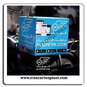 pp corrugated box for motorcycles - گالری فیلم و تصاویر کارتن پلاست