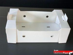 BB92 2 300x225 - جعبه سیب کارتن پلاست کد 92