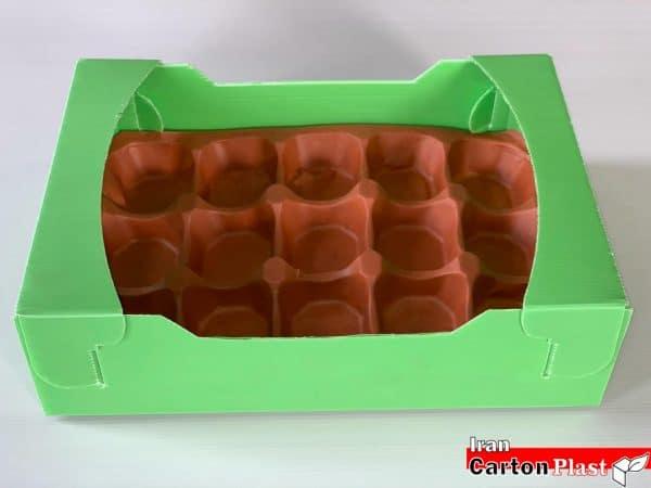 جعبه سیب 2 تا 3 کیلو