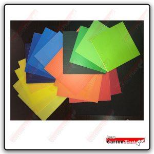ورق کارتن پلاست