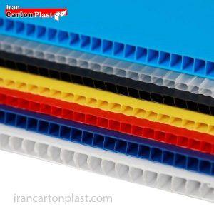 ورق کارتن پلاست -ایران کارتن پلاست
