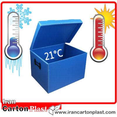 حرارت2 400x400 - کاربردها و ویژگی های خاص کارتن پلاست