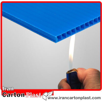 اشتعال 400x400 - کاربردها و ویژگی های خاص کارتن پلاست