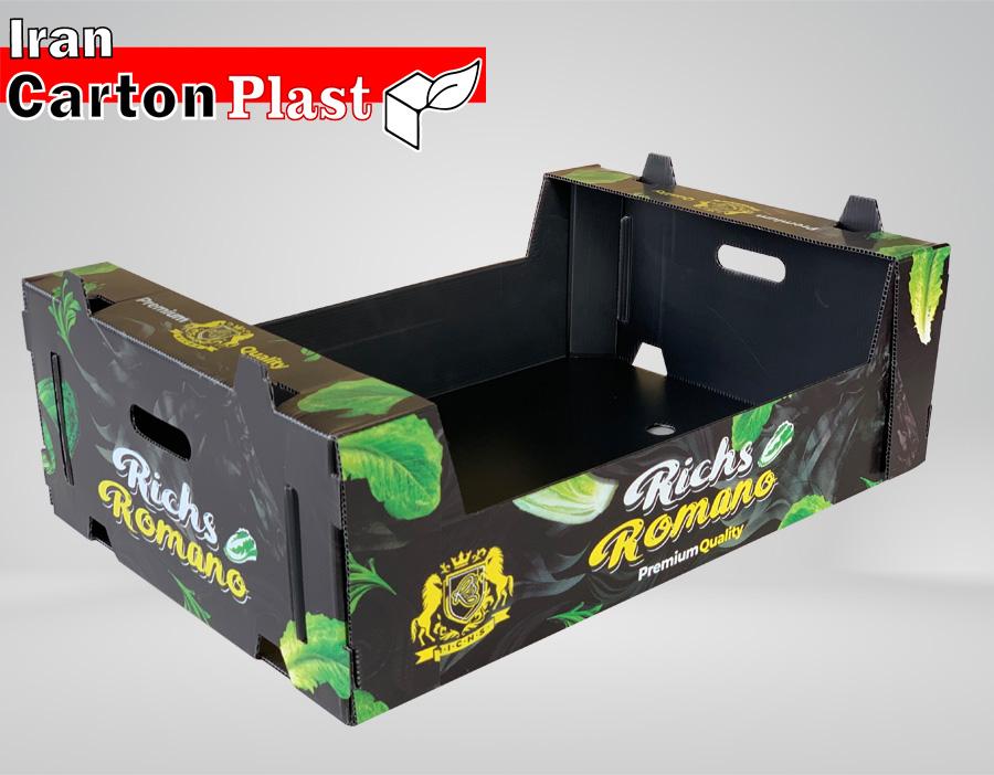2 - جعبه میوه لوکس صادراتی، ضمانت زیبایی و تازگی