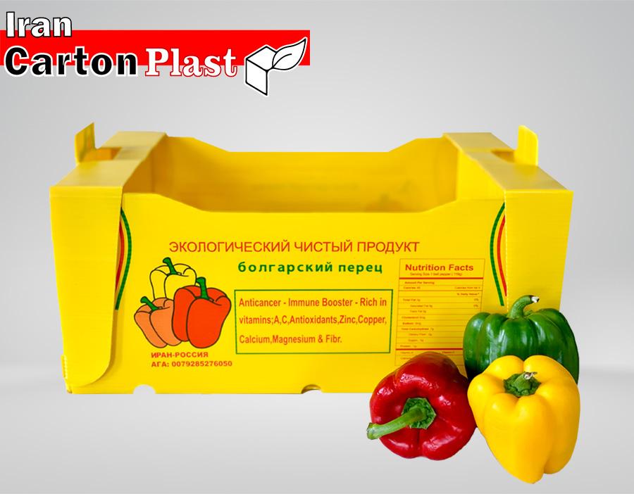 6 - جعبه میوه لوکس صادراتی، ضمانت زیبایی و تازگی